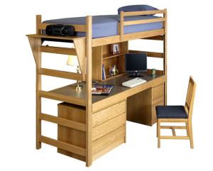 Loftable-bed