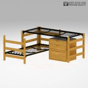 Vermont Workbench Bunk Bed