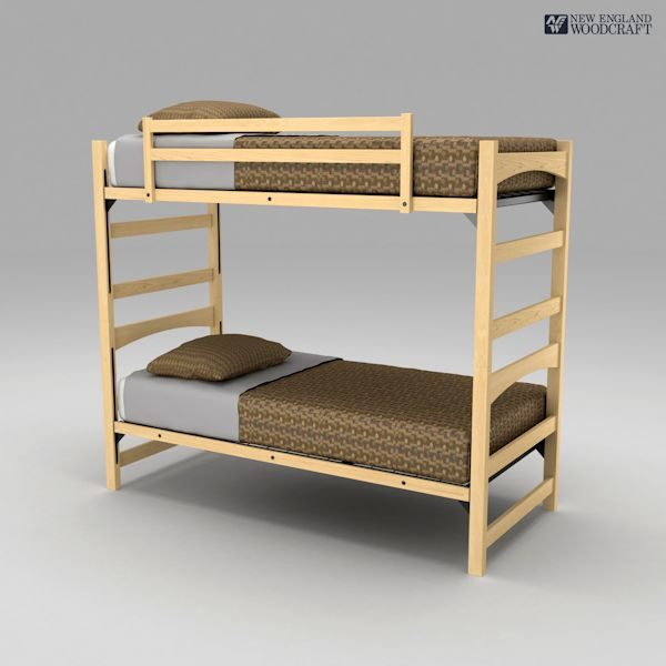 Student Housing Bunk Beds Made In America