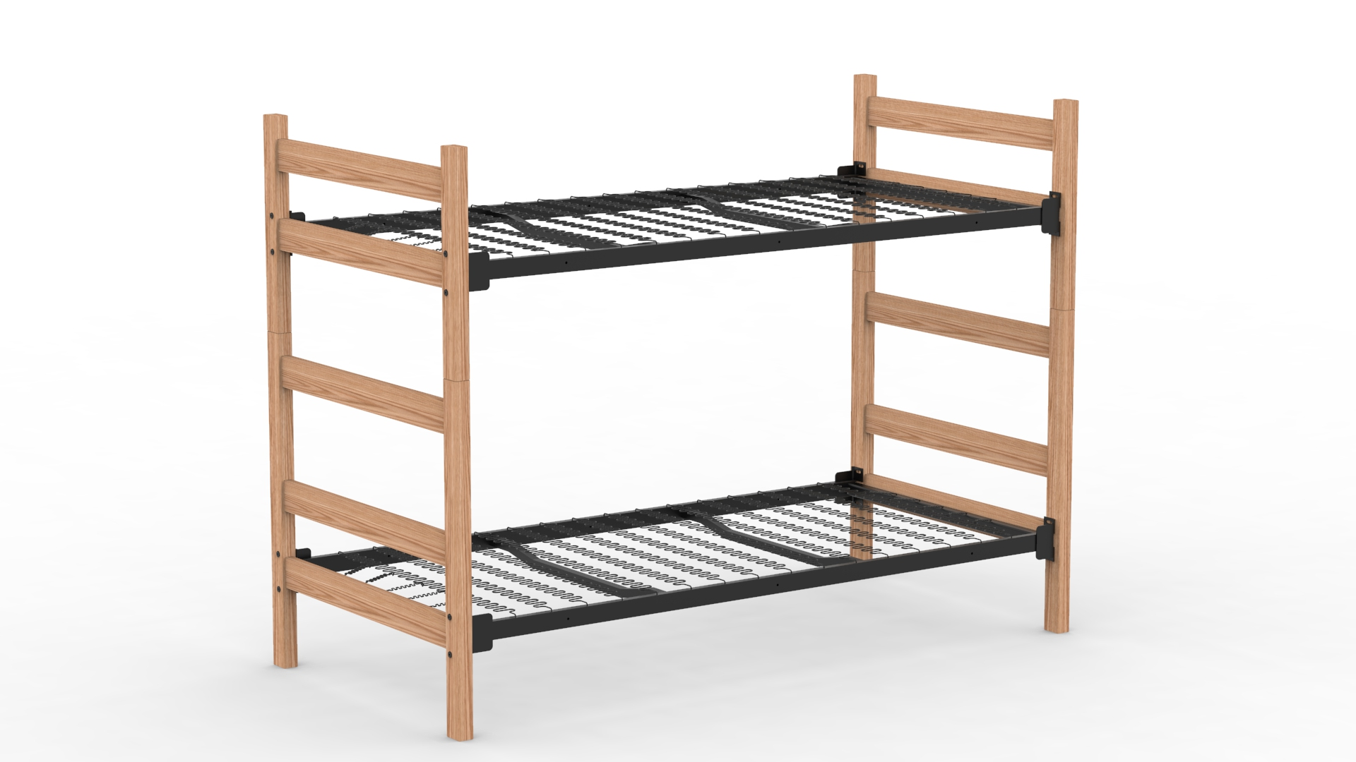 Picture of: Government Housing Bunk Beds Made In America