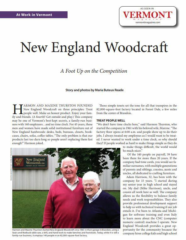New England Woodcraft -