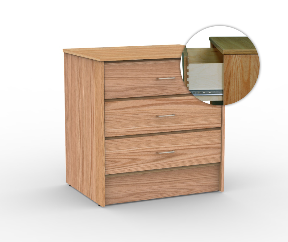 Dovetailed Drawer Construction