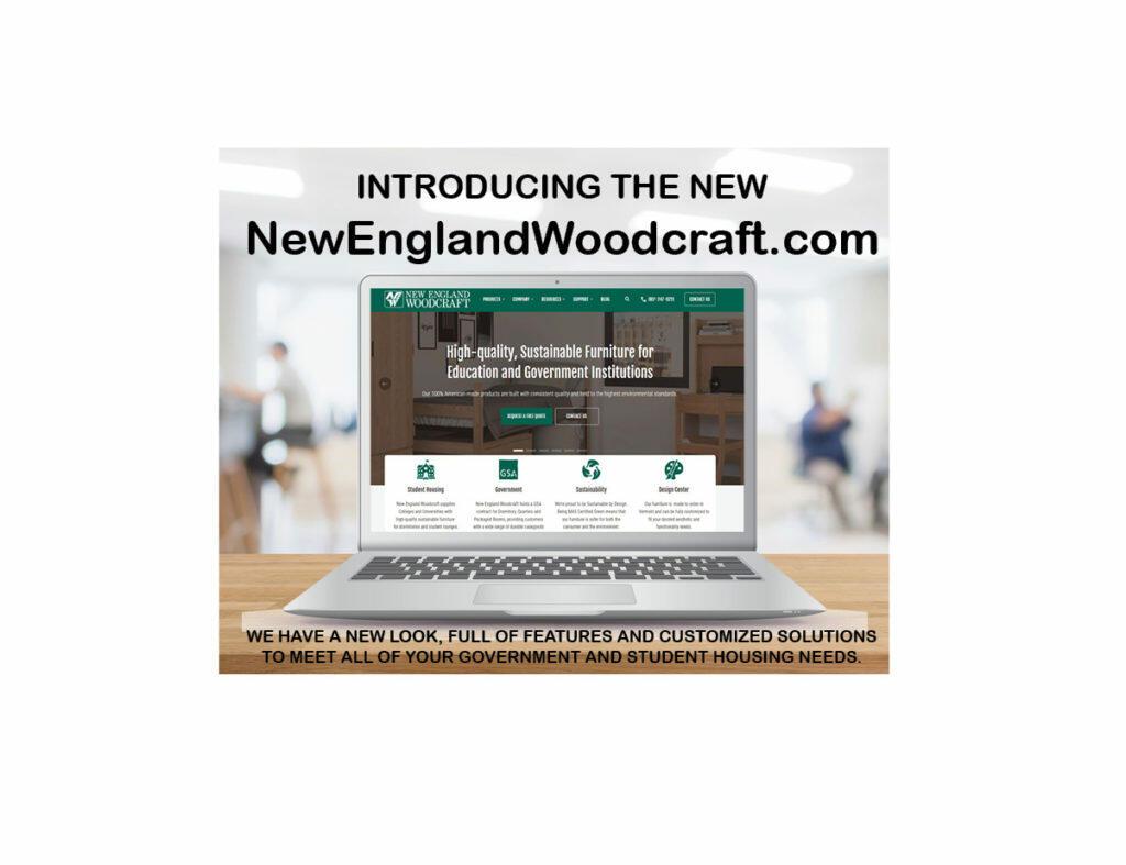 Introducing the NEW NewEnglandWoodcraft.com